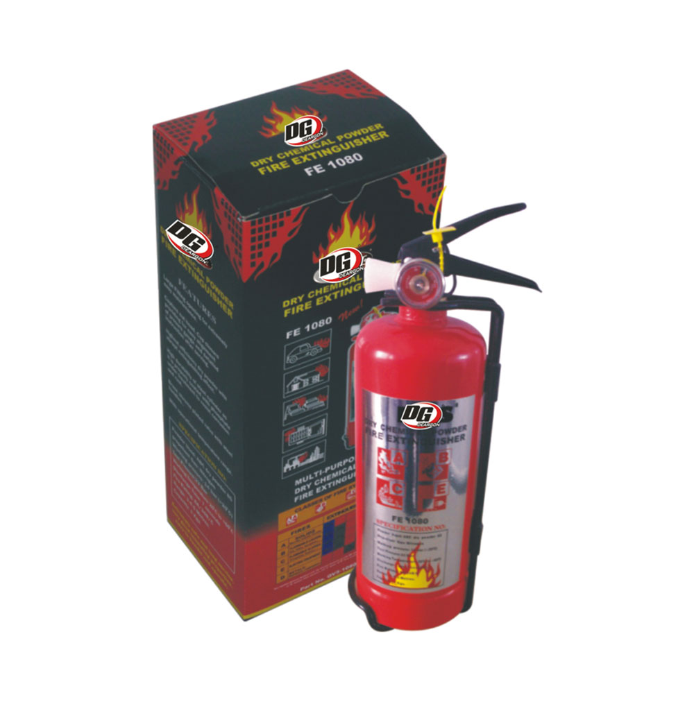 Dry Power Fire Extinguisher 1KG DG-34A