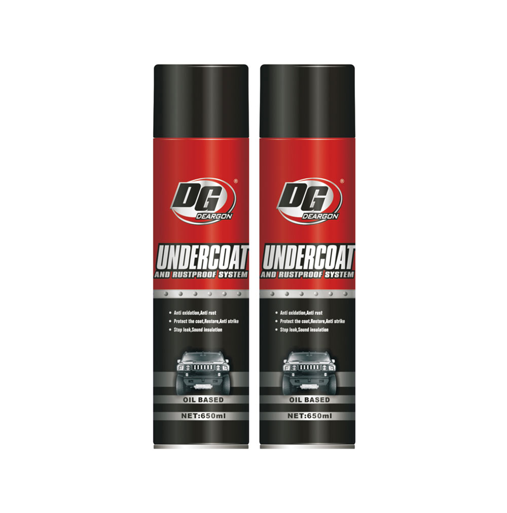 Rubber Undercoat 650ml DG-10