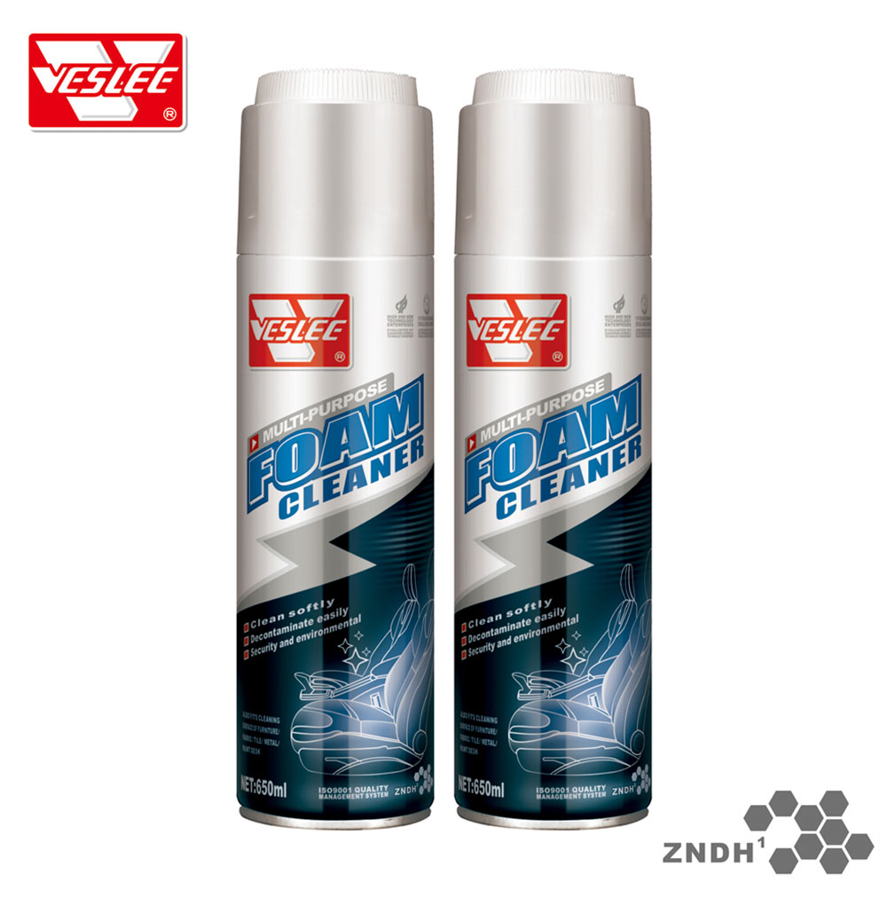 Multi Purpose Foam Cleaner   650ml VSL-6