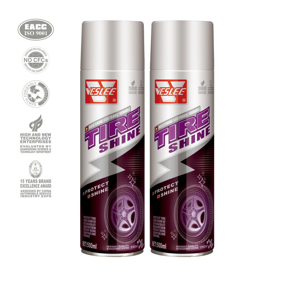 Tire Shine 500ml VSL-5B